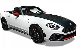 Photo Abarth – 124 Spider 1.4 Turbo 170ch BVM GT