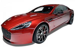 Photo Aston Martin – RAPIDE 6.0 S