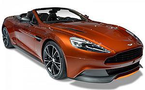 Photo Aston Martin – VANQUISH S Volante V 12 Touchtronic III
