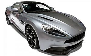 Photo Aston Martin – VANQUISH S V 12 Touchtronic III