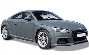 Photo Audi – TT COUPE 2.0 TFSI 230ch quattro S tronic