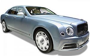 Photo Bentley – Mulsanne 6.8 V8 512 BVA Extended wheelbase