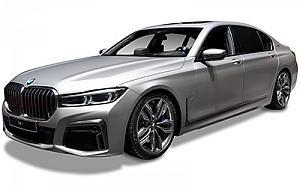 Photo BMW – Série 7 Limousine M760Li xDrive 585 ch Exclusive BVA8