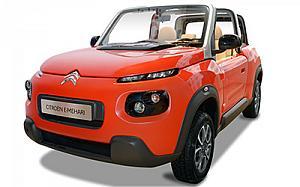 Photo Citroën – E-Mehari E-Mehari Hard-Top