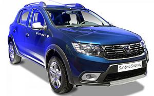 Photo DACIA – Sandero Stepway ECO-G 90
