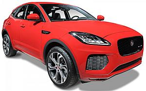 Photo Jaguar – E-PACE D150 BVM STANDARD