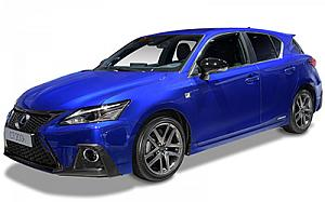 Photo Lexus – CT 200H F Sport Auto