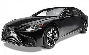 Photo Lexus – LS 500H 4WD EXECUTIVE