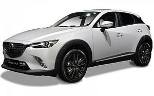 Photo Mazda – CX-3 Skyactiv-G 121 BVA Dynamique