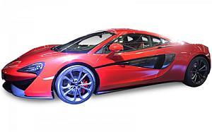 Photo McLaren – 540C 3.8 V8