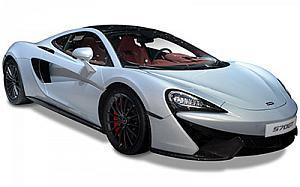 Photo McLaren – 570GT 3.8 V8