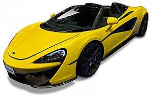Photo McLaren – 570S 3.8 V8 SPIDER