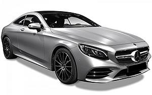 Photo Mercedes-Benz – Classe S Coupe S 560 4Matic AMG Line