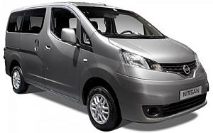 Photo Nissan – e-NV200 Evalia 40kWh 109ch N-Connecta