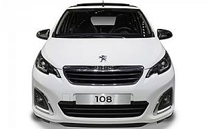 Photo Peugeot – 108 VTI 72 STYLE