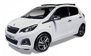 Photo Peugeot – 108 VTI 72 BMP5 TOP! ROLAND GARROS