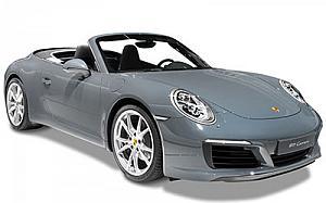 Photo Porsche – 911 Carrera Cabriolet