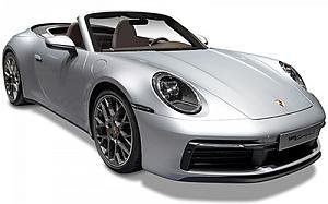 Photo Porsche – 911 Carrera S Cabriolet