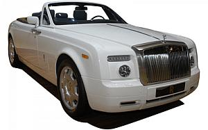 Photo Rolls-Royce – Phantom Convertible