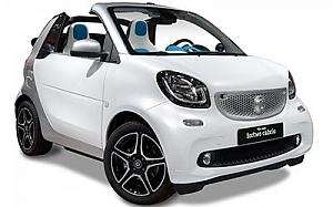 Photo smart – FORTWO Cabrio Electrique 60kW Passion