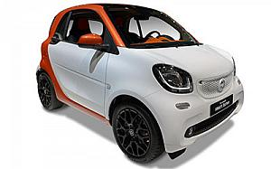 Photo smart – FORTWO Electrique 60kW Passion