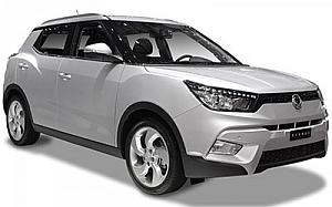 Photo Ssangyong – Tivoli 160 e-XDi M/T Sport Bi-Ton Safety Pack