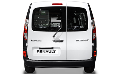 leasing renault kangoo express electrique fourgonnette. Black Bedroom Furniture Sets. Home Design Ideas