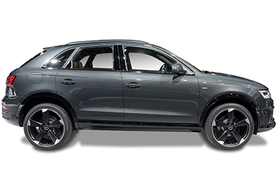 louer une audi q3 diesel suv avec parcours. Black Bedroom Furniture Sets. Home Design Ideas