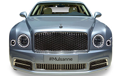 Photo Bentley - Mulsanne