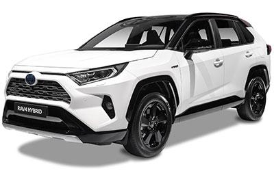 Louer une TOYOTA RAV4 Hybride Hybride SUV avec Parcours