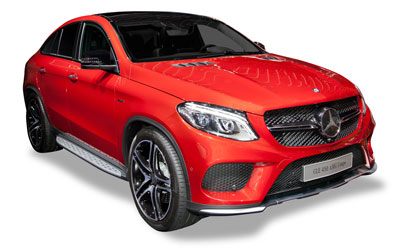 Clase GLE Coupe